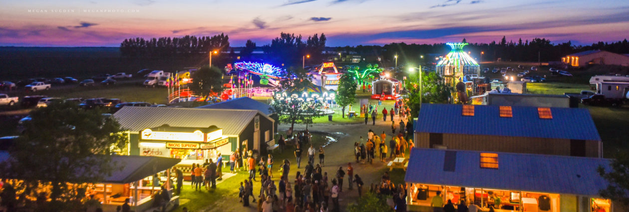 Kittson County Fair – July 5-9, 2017     *  128th Free Gate